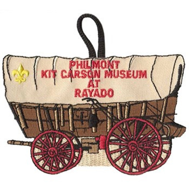Philmont Kit Carson Museum at Rayado Patch