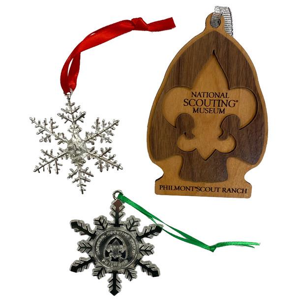 NSM Christmas Ornament Collection