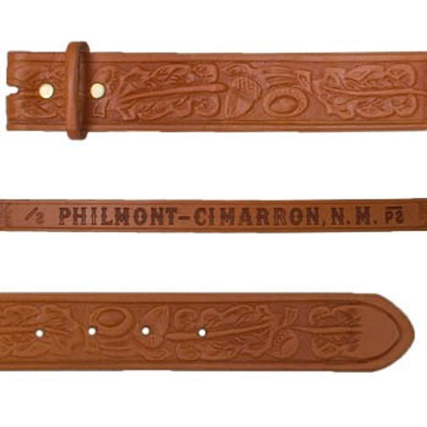 Philmont Traditional Leather Belt