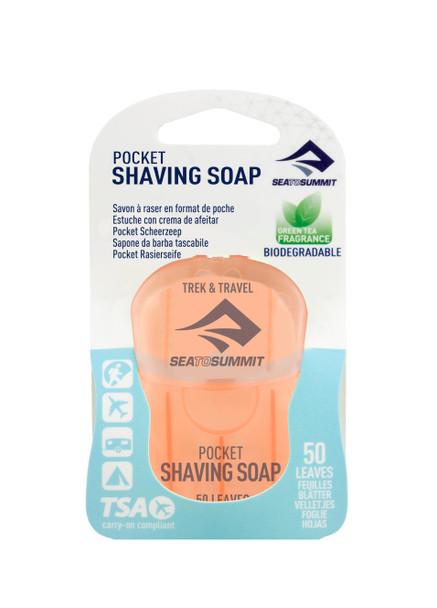 TREK & TRAVEL SHAVING SOAP