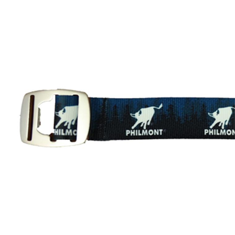 Croakies Blue Cascade Philmont Belt