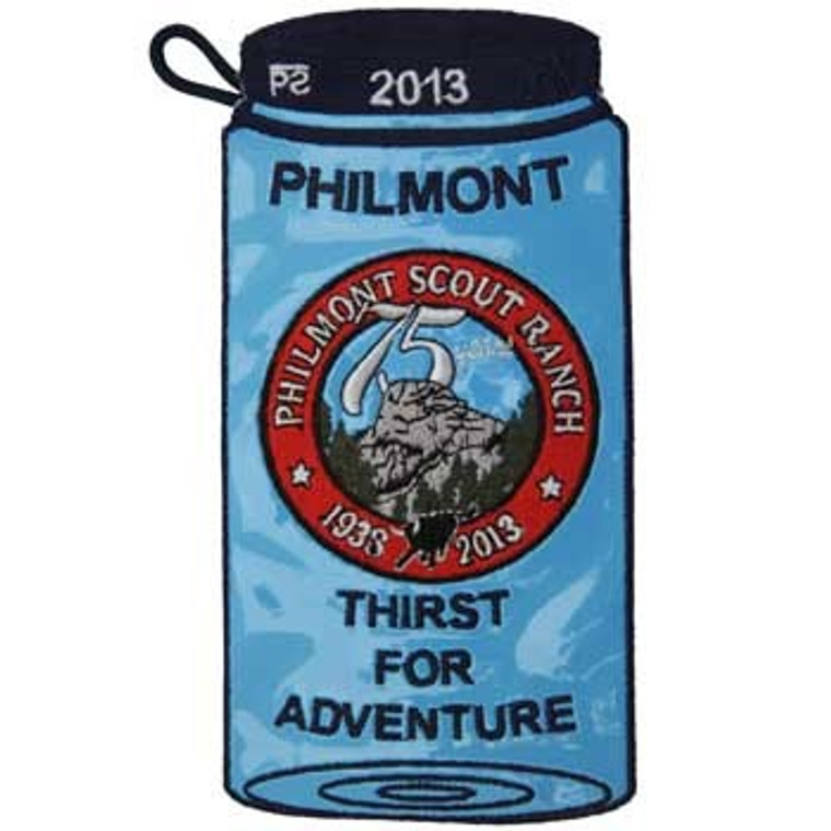 PATCH 2013 THIRST FOR ADVENTURE