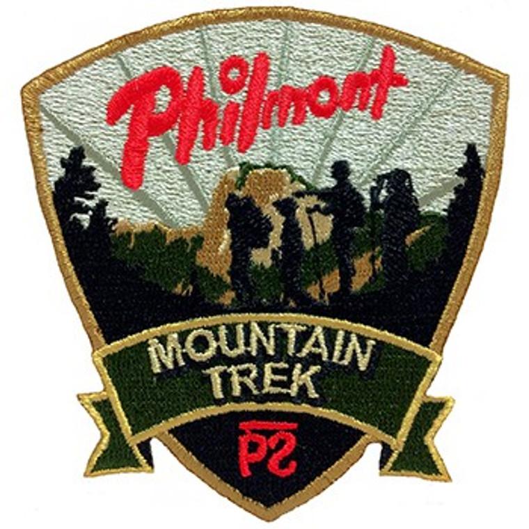 Mountain Trek Patch