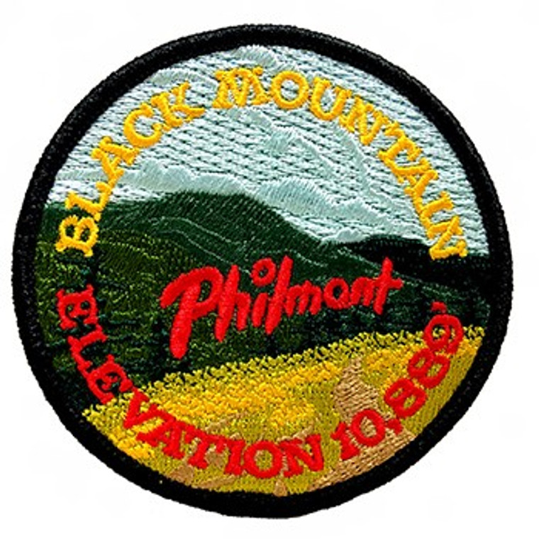 Black Mountain Elevation Patch