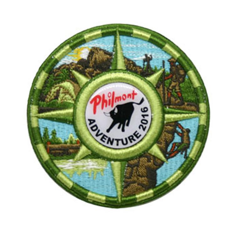 Philmont Adventure Patch 2016