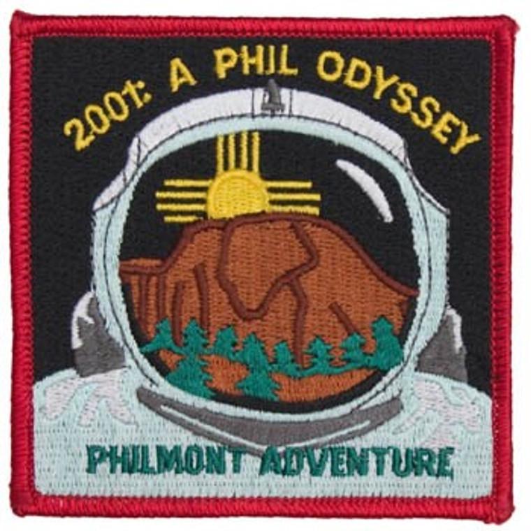 Philmont Adventure Patch 2001