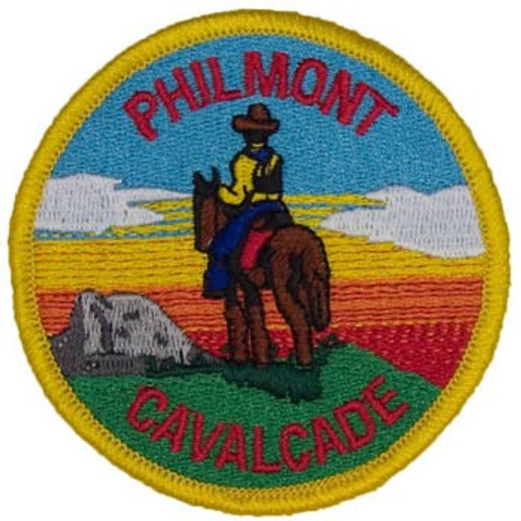 Philmont Cavalcade Patch