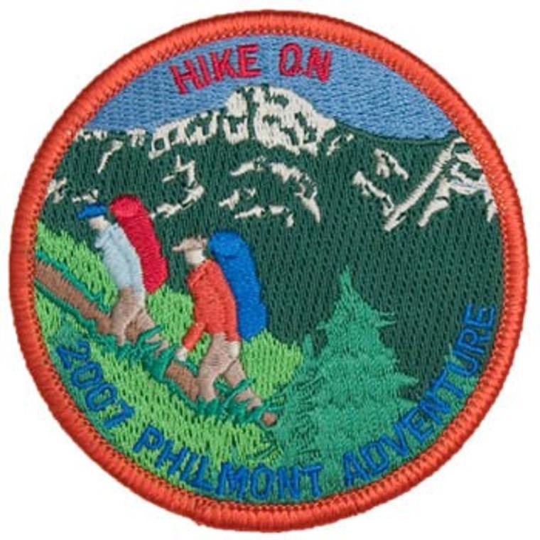 Philmont Adventure Patch 2007