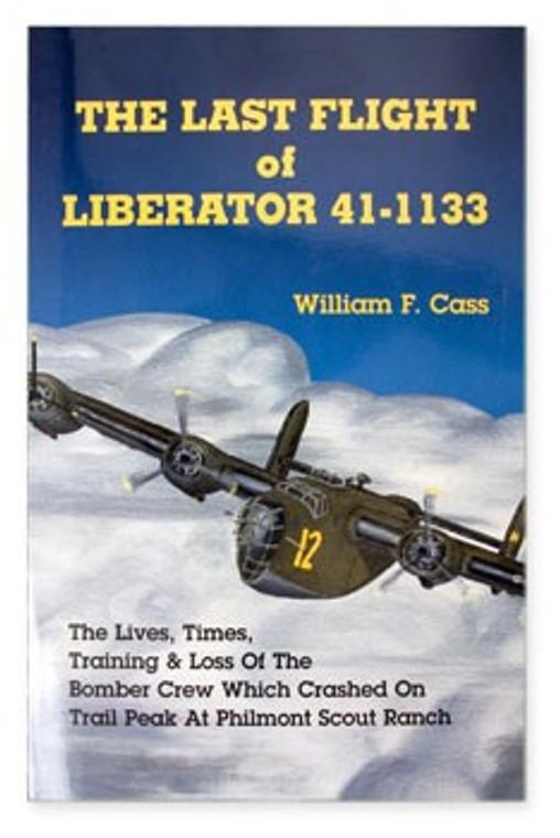 The Last Flight of Liberator 41-1133