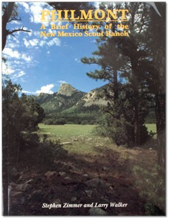 A Brief History of the New Mexico Scout Ranch