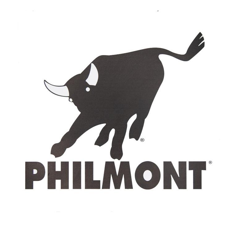 Philmont Bull Car Magnet