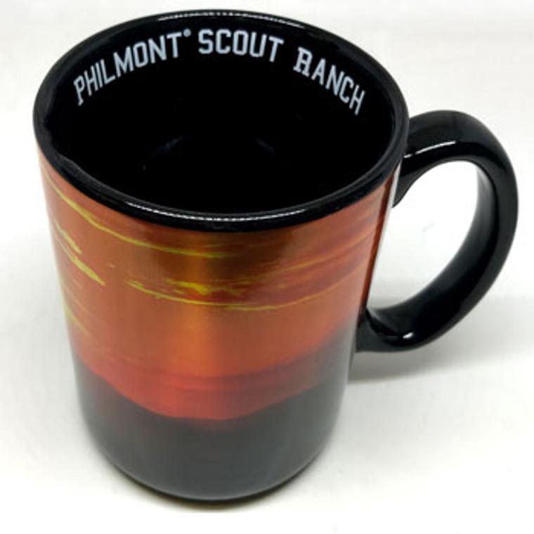 Metallic Sunset Wrap Mug