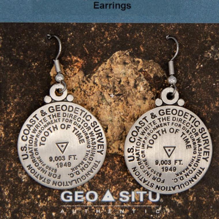 USGS Earrings