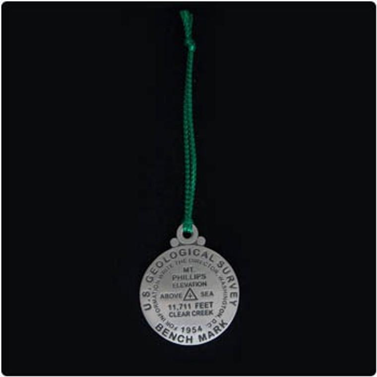 USGS Ornament