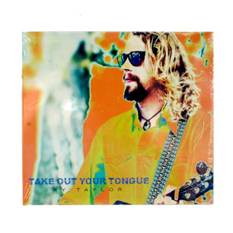 Take Out Your Tongue CD
