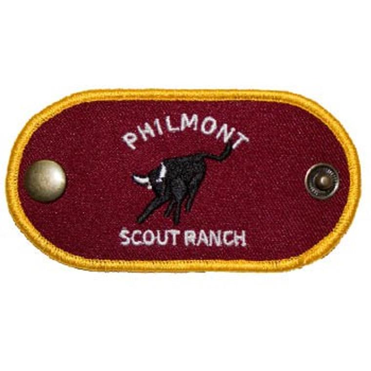Slide Snap Ring - Philmont Bull