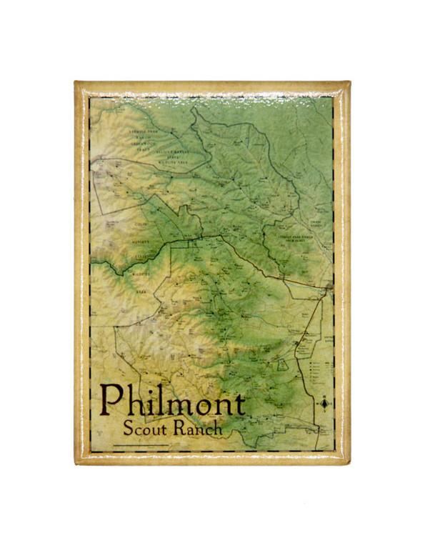 MAGNET PHILMONT MAP