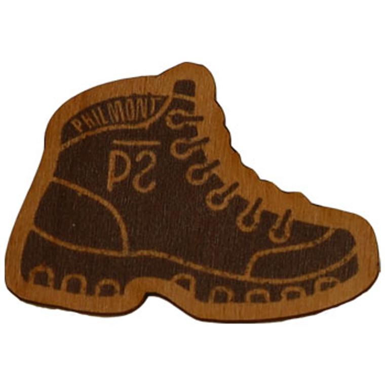 Mini Wood Sticker