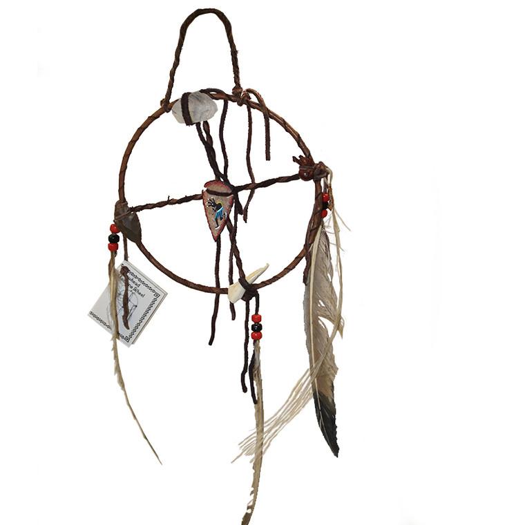 Medicine Wheel w/ Arrowhead