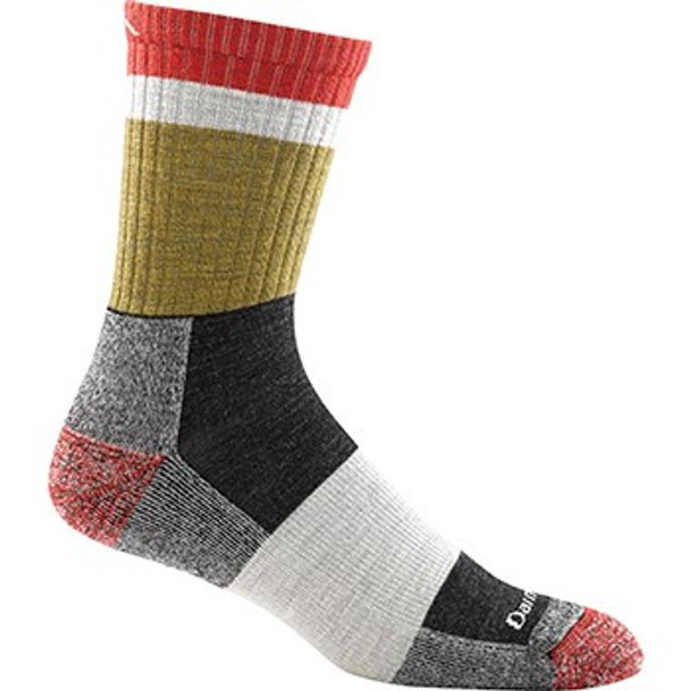 Darn Tough Heady Stripe Micro Crew Light Cushion Sock
