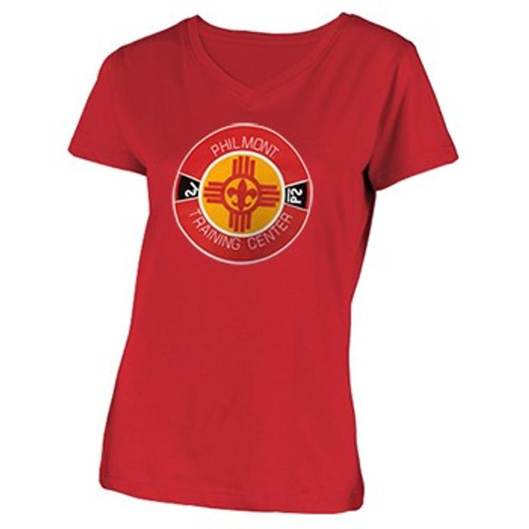 Philmont Training Center Logo T-Shirt - Women's