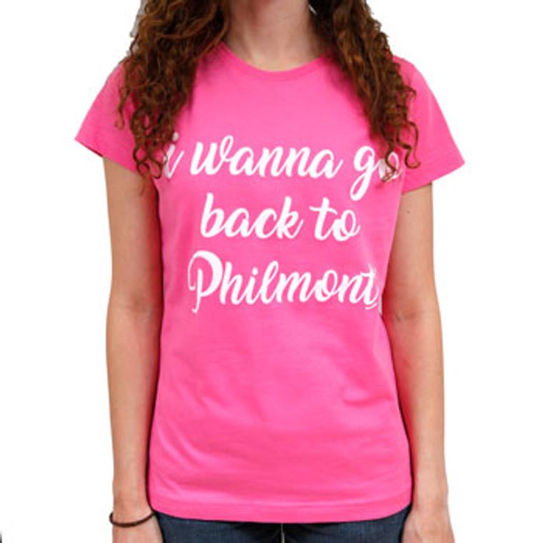 I Wanna Go Back Women's T-Shirt