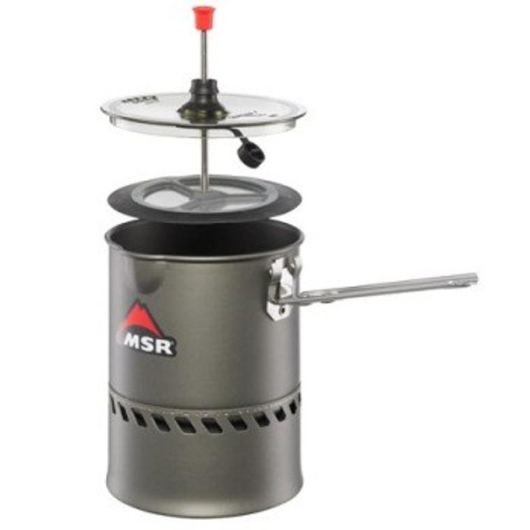 MSR Reactor Coffee Press Kit