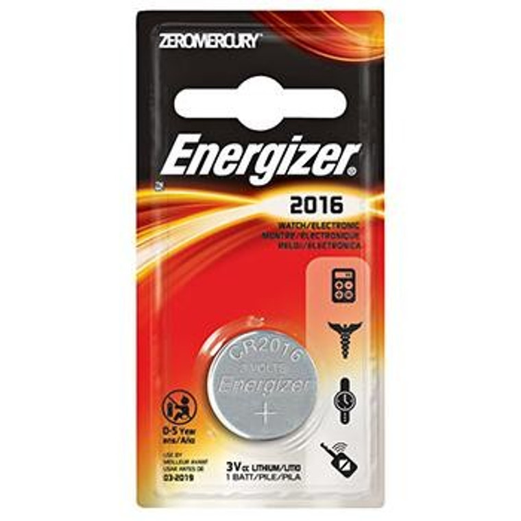 Energizer #2016 Battery