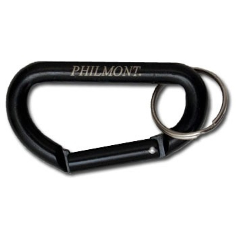 Philmont 9cm Etched Carabiner