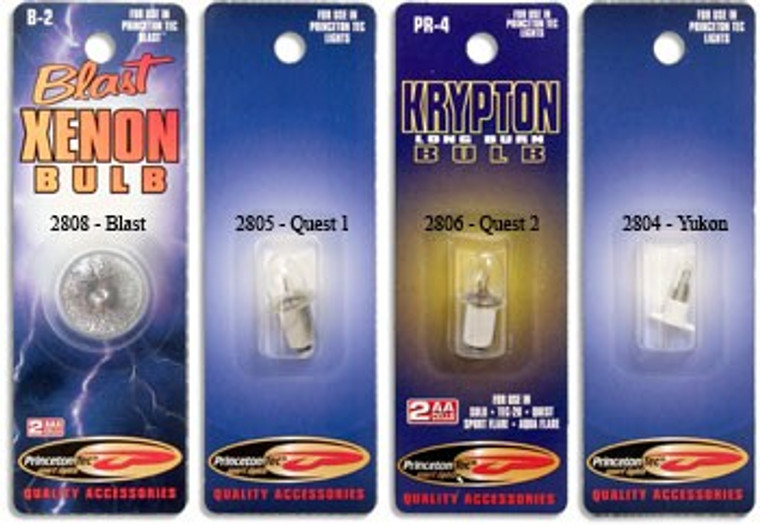Replacement Bulbs for Princeton Tec Lamps