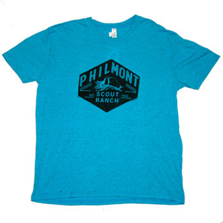 Tooth of Time Hexagon Tee