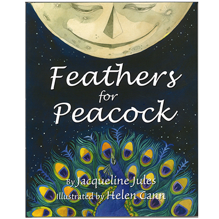 Feathers for Peacock