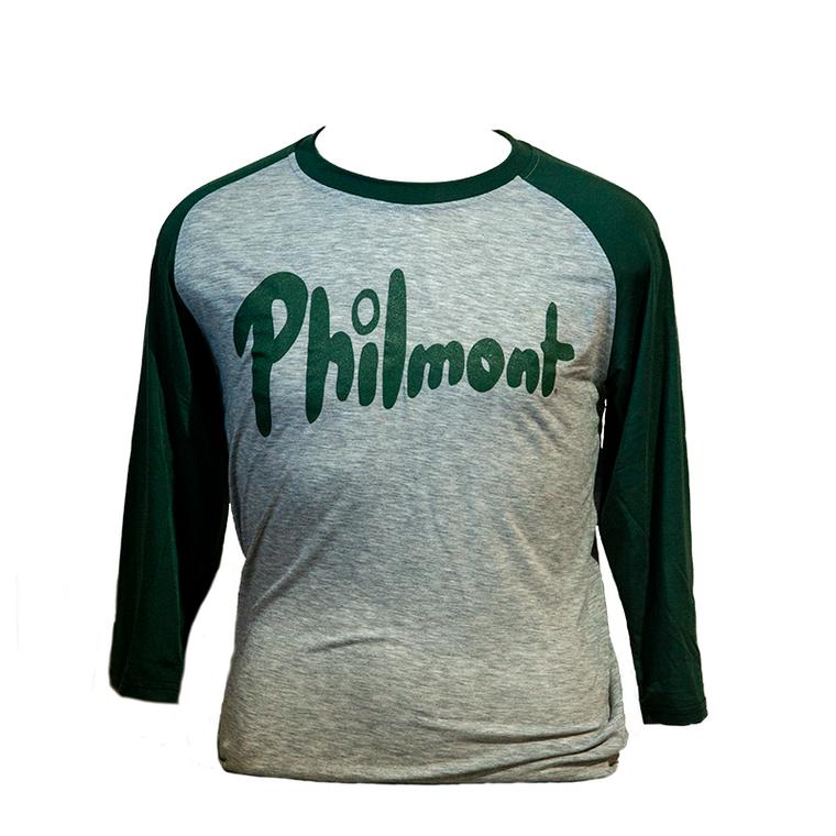 Philmont 3/4 Sleeve Classic Baseball Tee