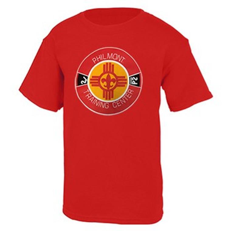 Philmont Training Center Logo T-Shirt - Youth