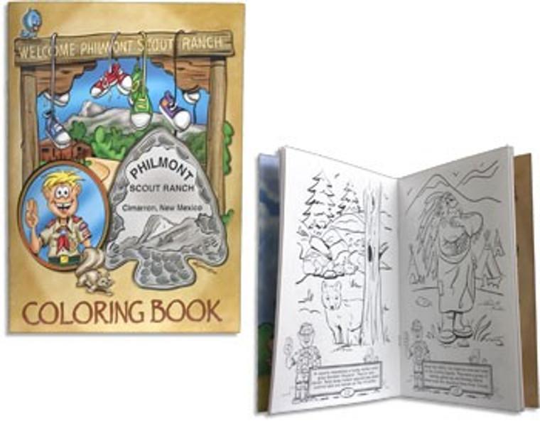Philmont Coloring Book