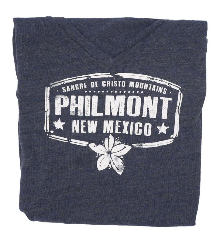 TEE V-NECK PHILMONT NEW MEXICO