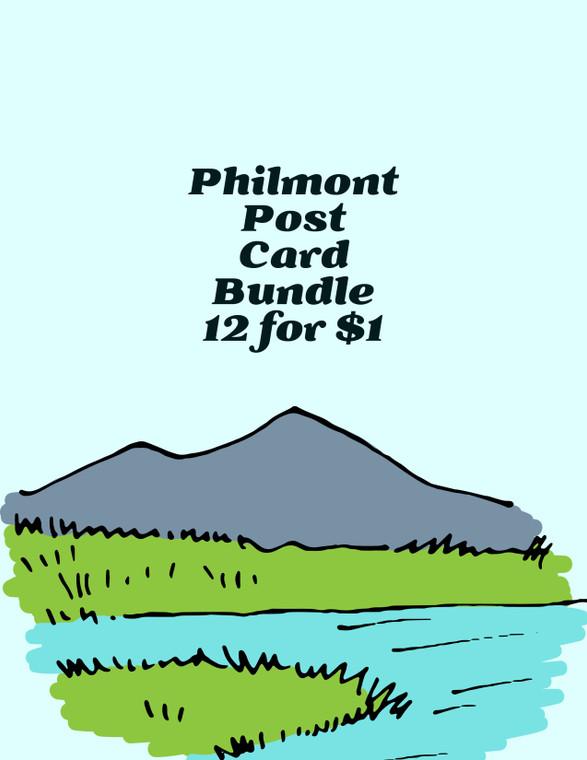 Philmont Post Card Bundle