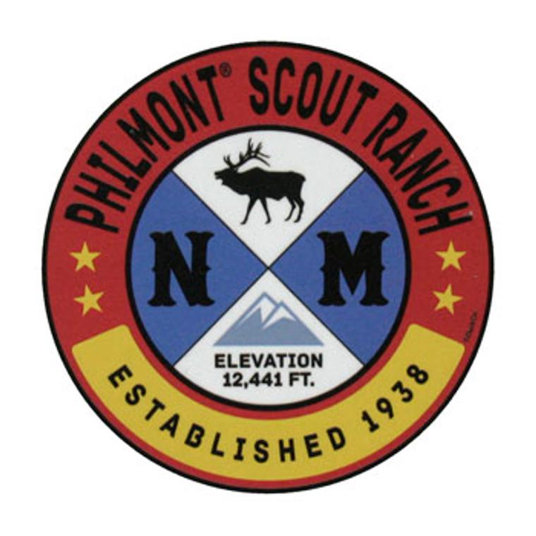 Philmont Elk Magnet