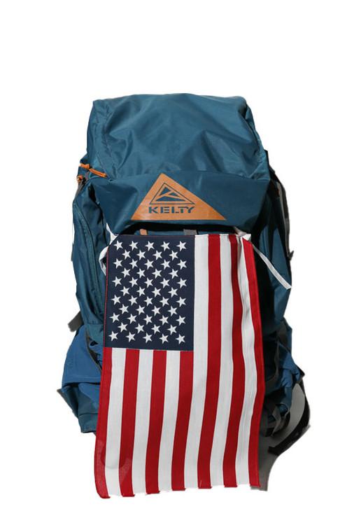 Backpack Us Flag