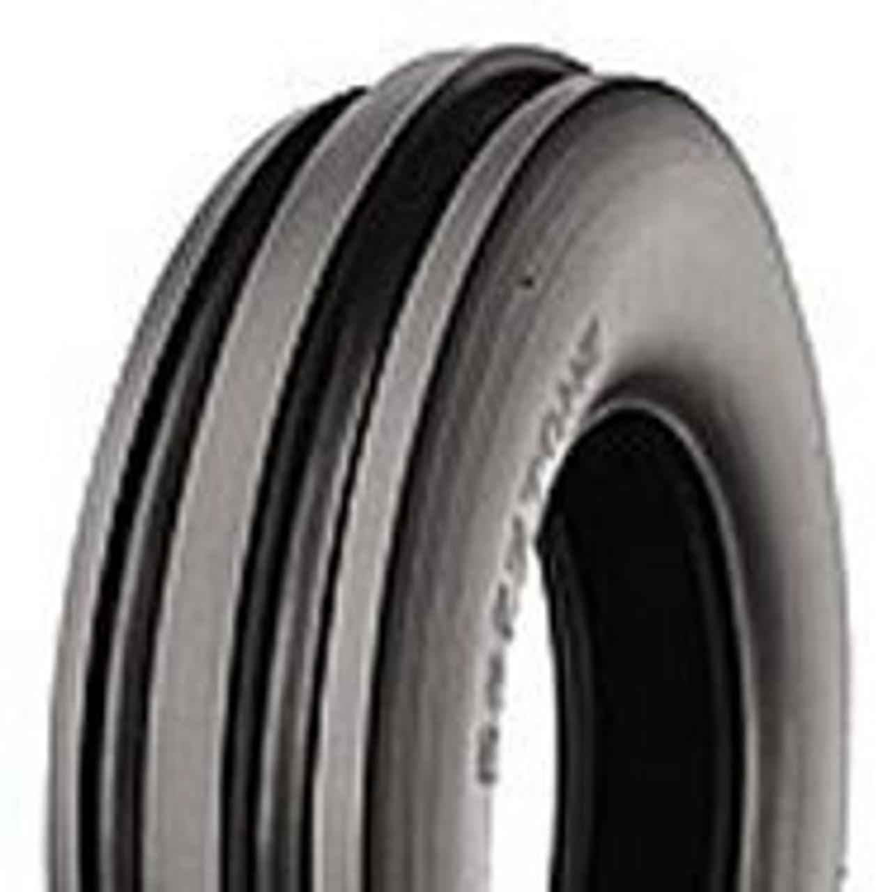 New Deestone Triple Rib Front Tractor Tire 500X15 5.00X15 500-15