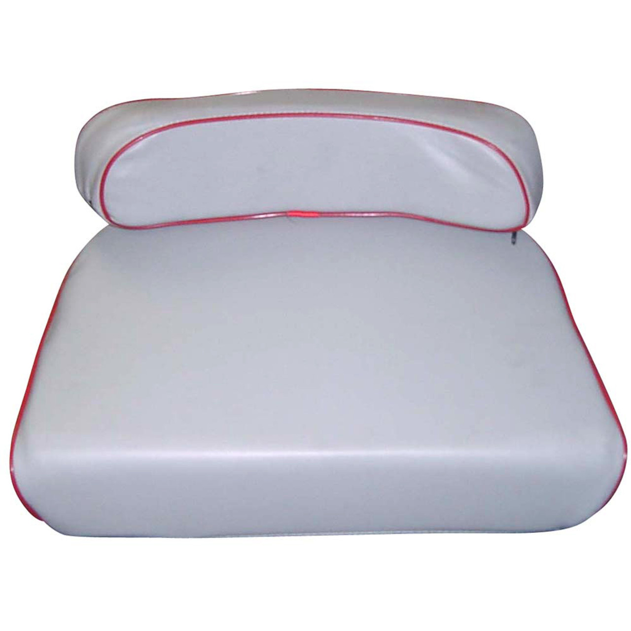 Massey Ferguson Grey Seat Cushion Set