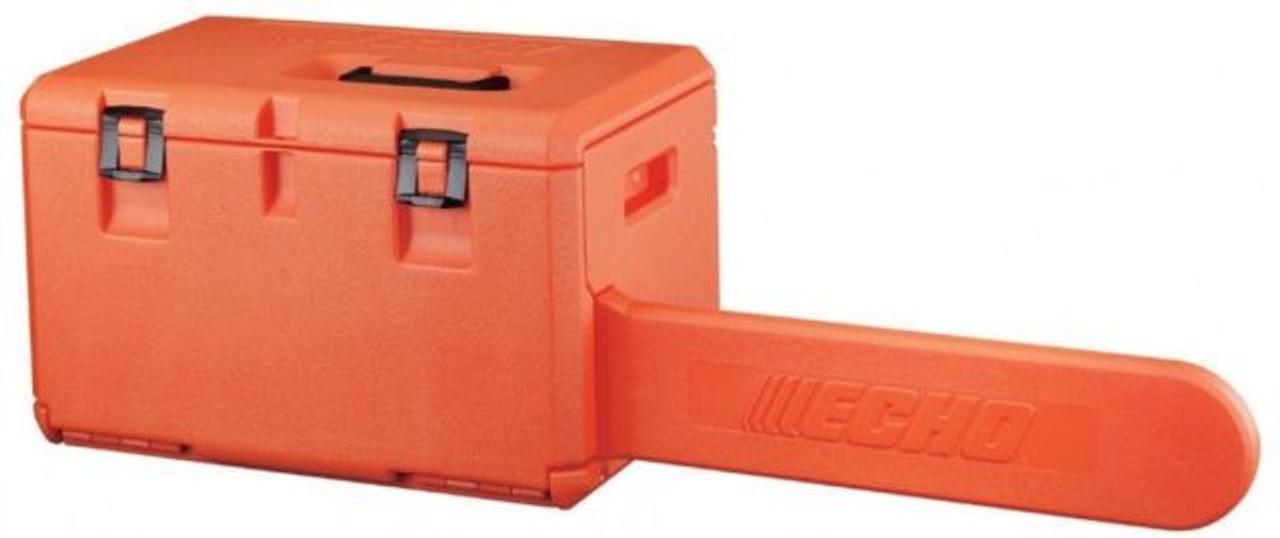 "Echo Tough Chest 24"" Bar Chainsaw Storage Case NEW Echo Fits Timberwolf CS-590"