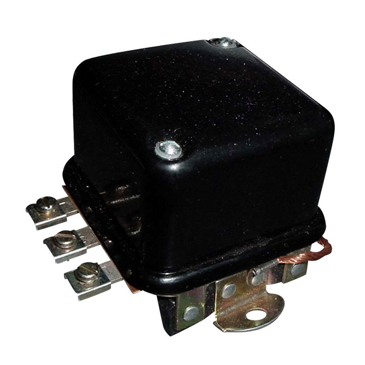 Massey Ferguson Voltage Regulator 12 Volts 182548m1 182548m92