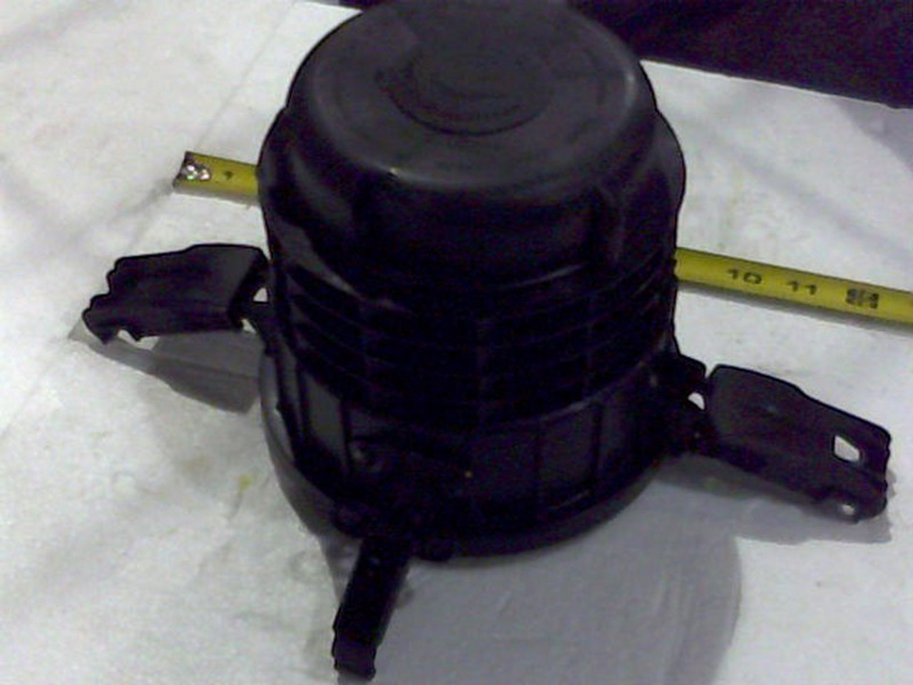 Bad Boy Mower OEM  088-1017-00 Enginaire air canister cap