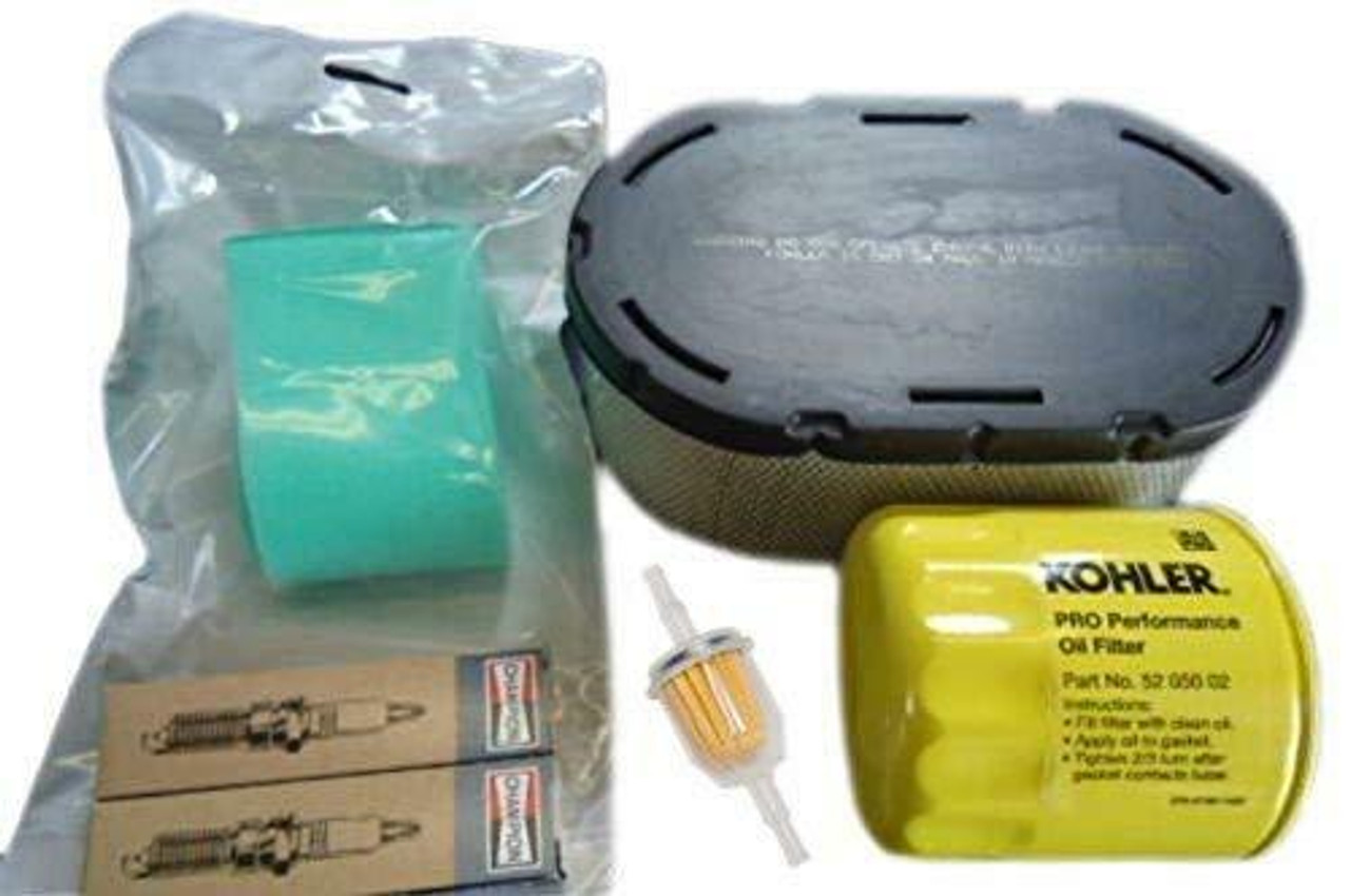 Maintenance Tune Up Filter Kit Fits Kohler 7000 KT740 Bad Boy ZT Elite