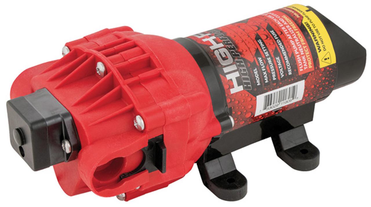 Fimco High Flo 12V Diaphragm Pump 2.4 GPM 5151087