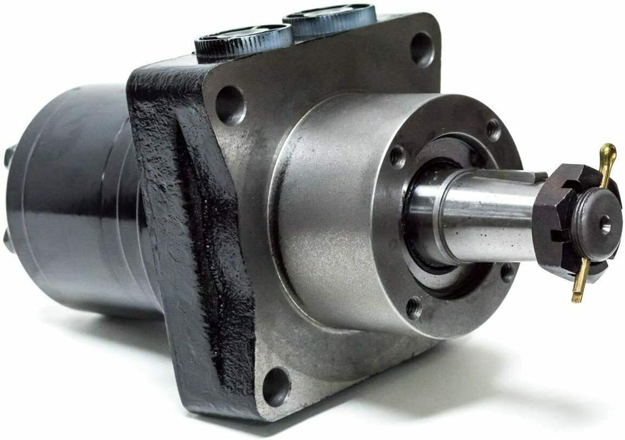 SCAG Genuine OEM Parker Wheel Motor 482639 or 481529 Turf Tiger II RH & LH