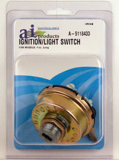 Ignition Switch for Long Tractors TX10953