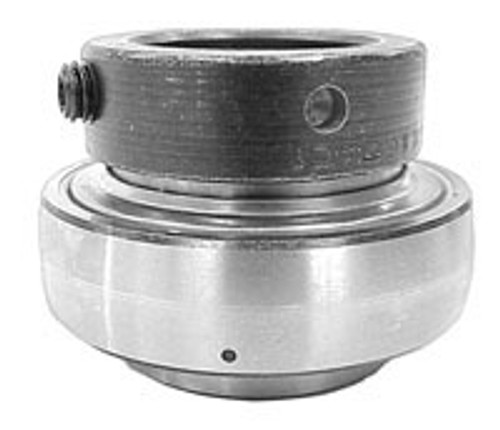 """New Wide Greaseable Insert Spherical Bearing with Eccentric Lock Collar 2 3/16"""""""