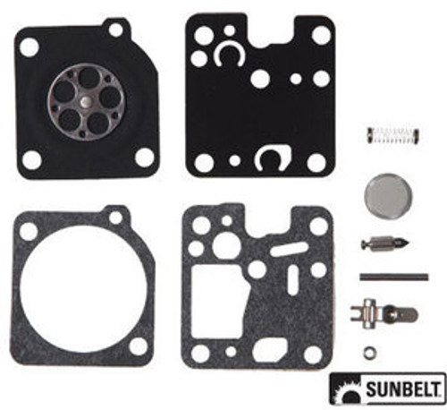 Zama Carburetor Rebuild Kit RB107
